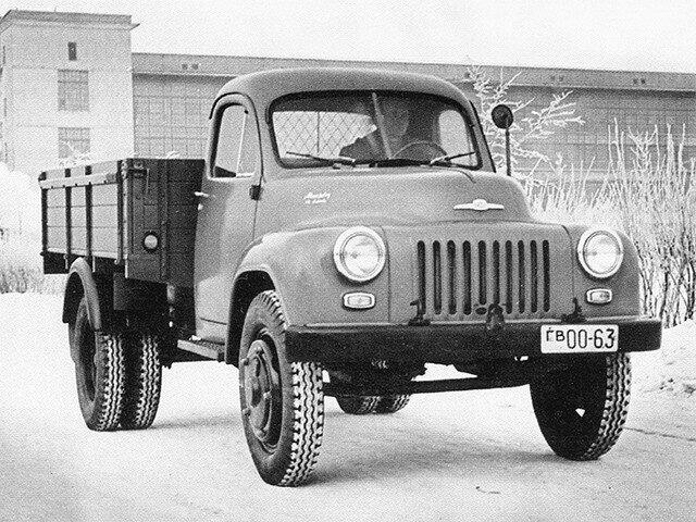 ГАЗ 56 Опытный (I серия) '1953–54 2.jpg