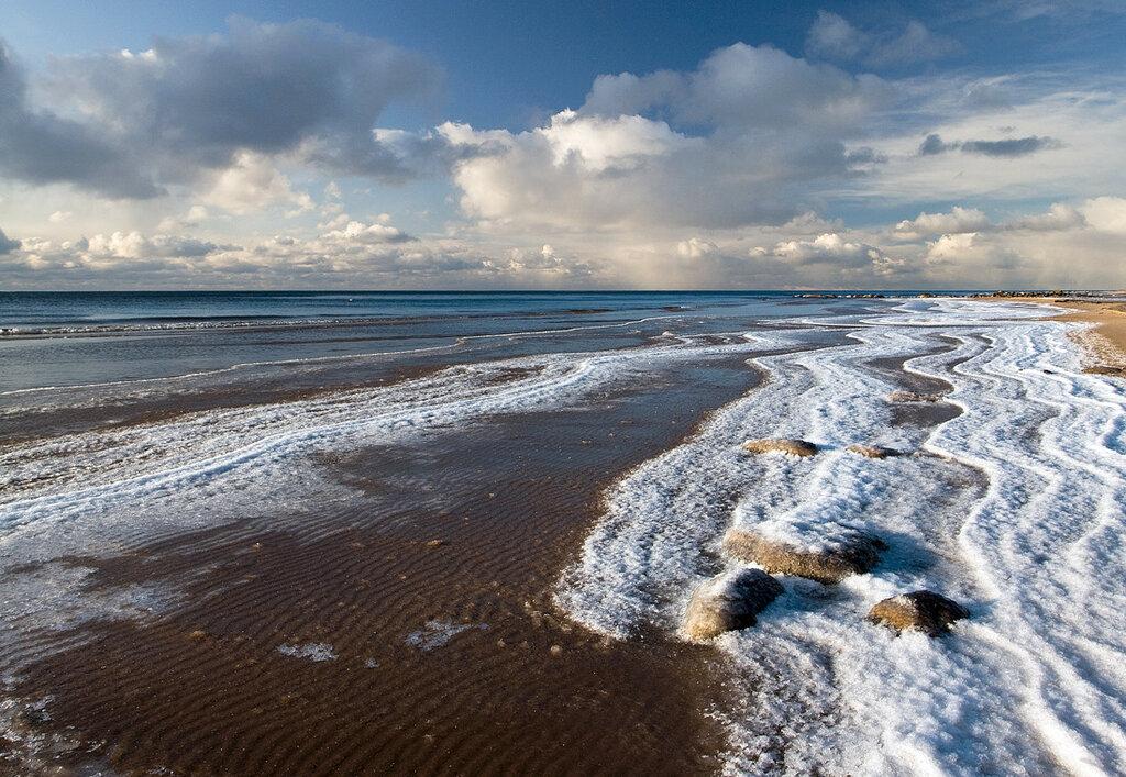 Звук бушующего моря скачать