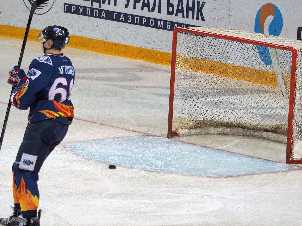 55Плей-офф МХЛ 2016 1/4 Стальные Лисы - Сибирские Снайперы 21.03.2016