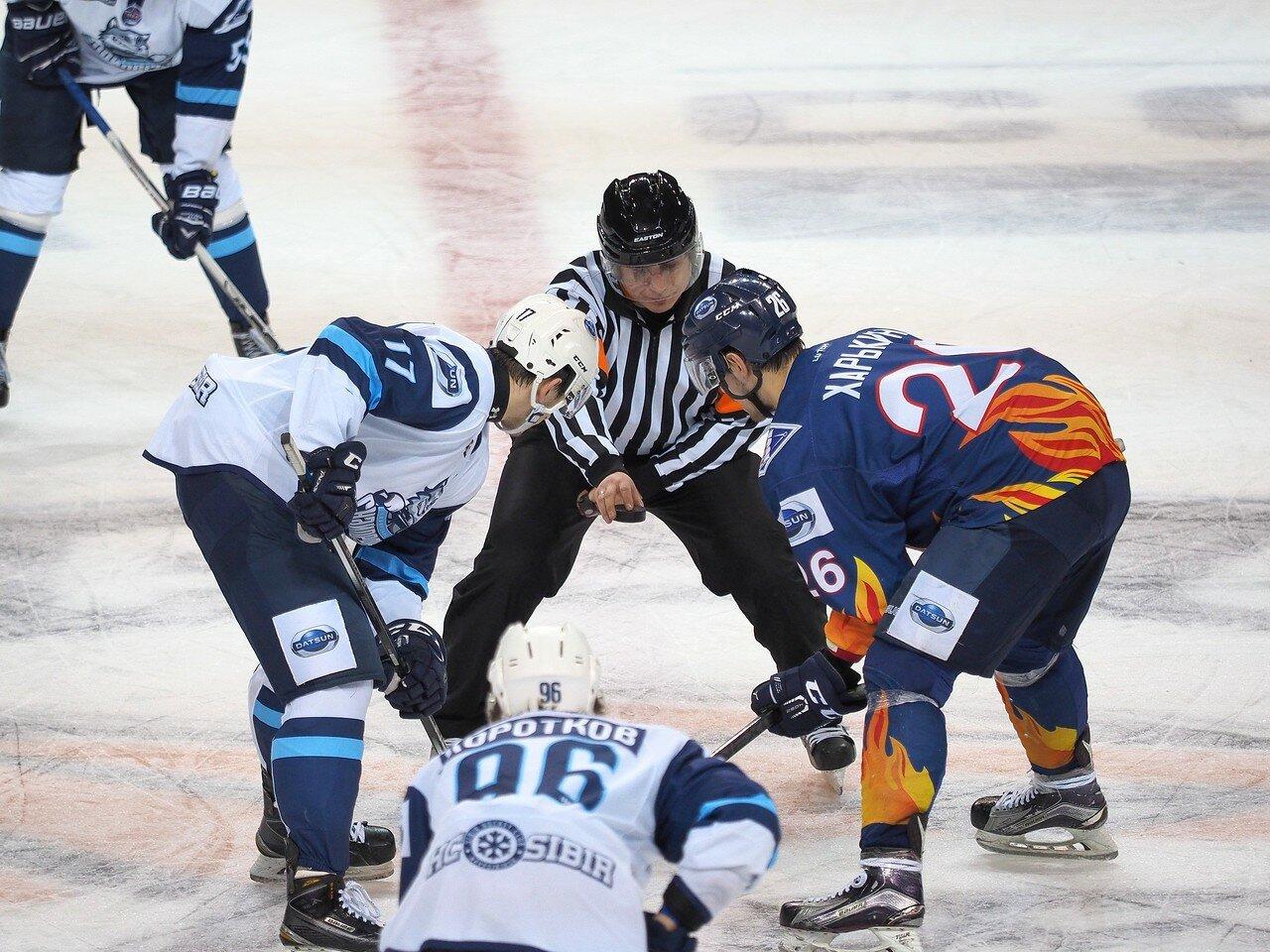 71Плей-офф МХЛ 2016 1/4 Стальные Лисы - Сибирские Снайперы 21.03.2016