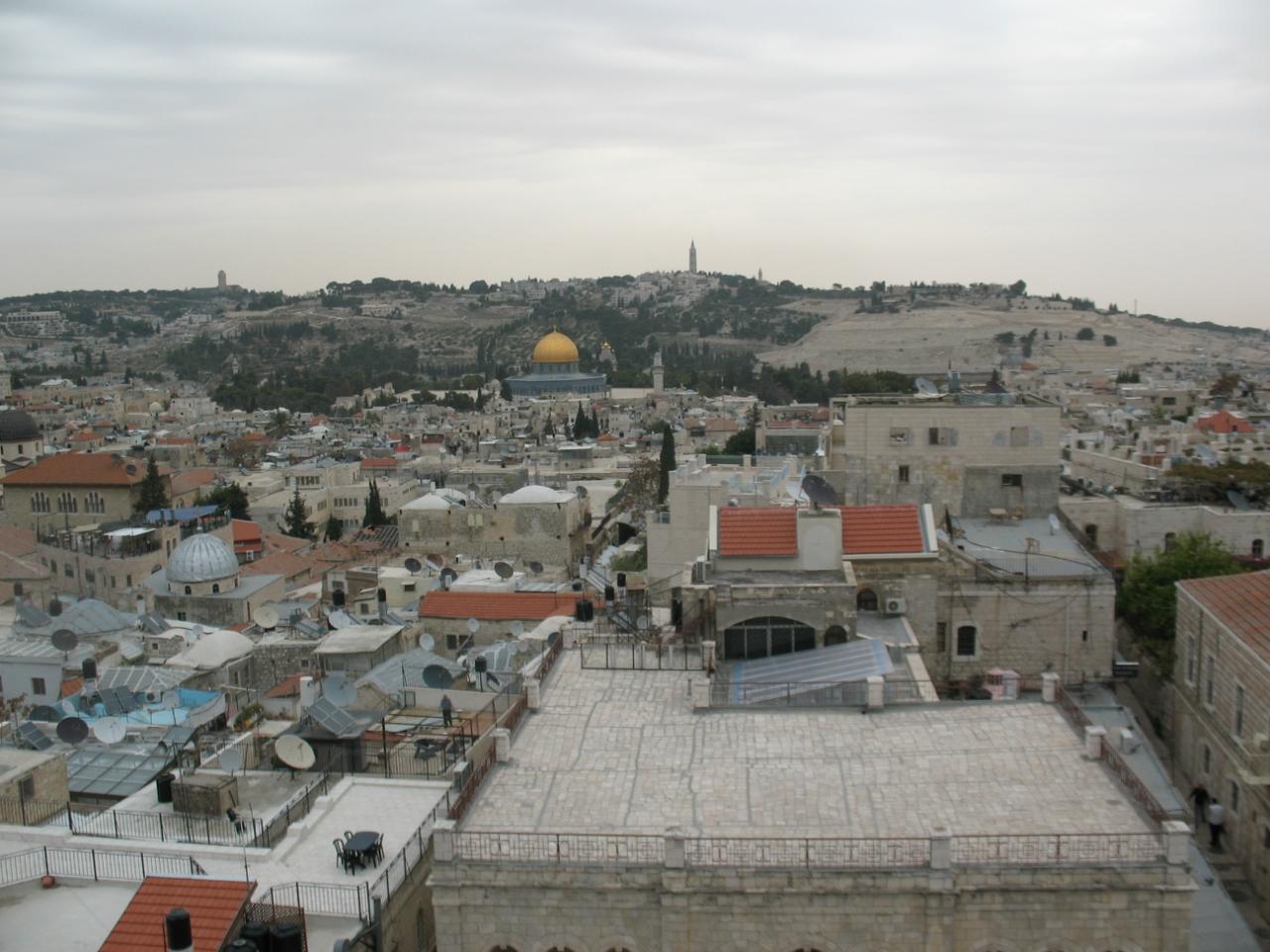 Крыши Иерусалима (Мир глазами дочери)