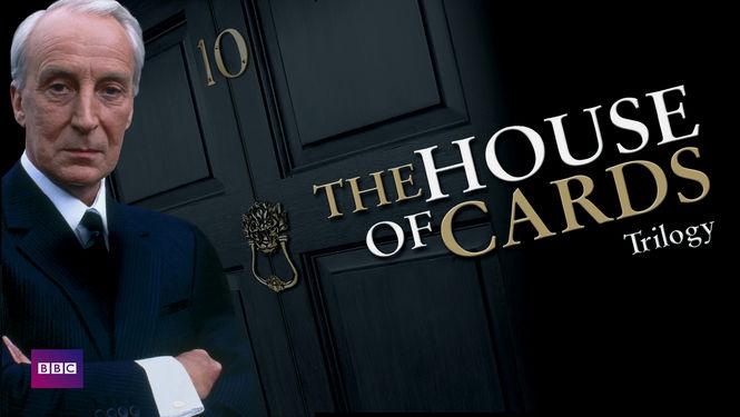 HOUSE OF CARDS 1990 - КАРТОЧНЫЙ ДОМИК, Великобритания