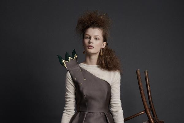 Восточные мотивы в коллекциях российских модельеров