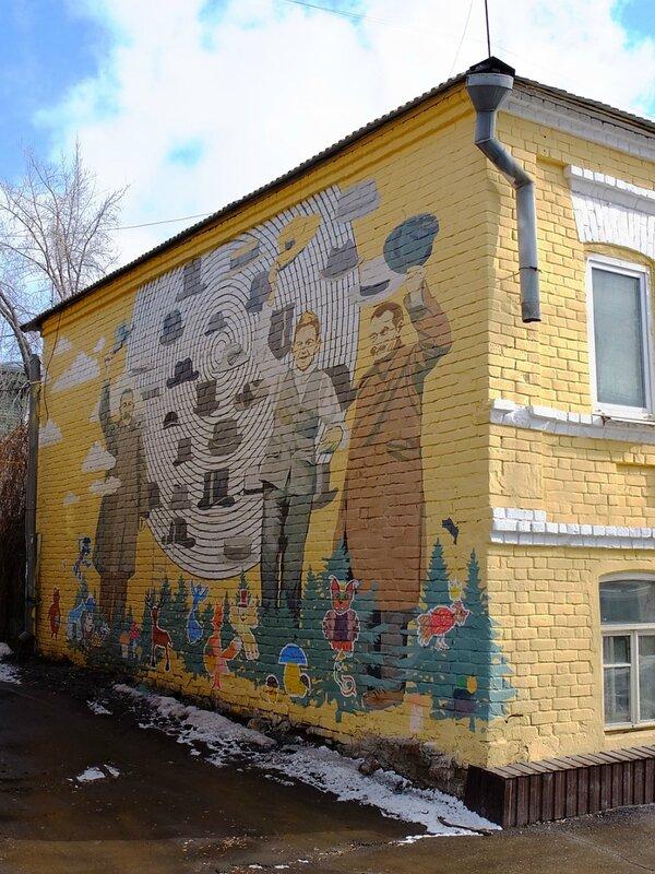 Льва Толстого и Никитинская 016.JPG