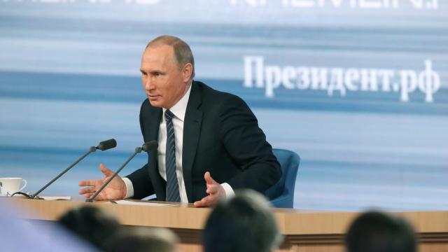 Ненужно прерывать транзит русского газа через Украинское государство — Путин