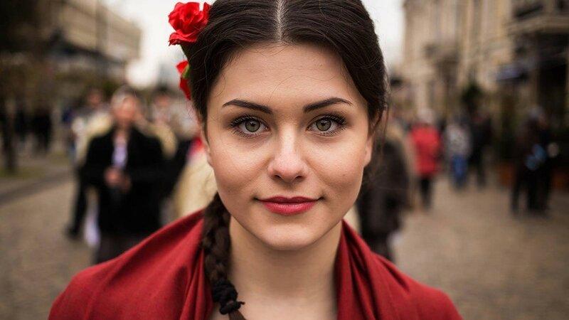 Михаэла Норок, «Атлас красоты»: 155 фотографий красивых женщин из 37 стран мира 0 1c627c caa8249e XL