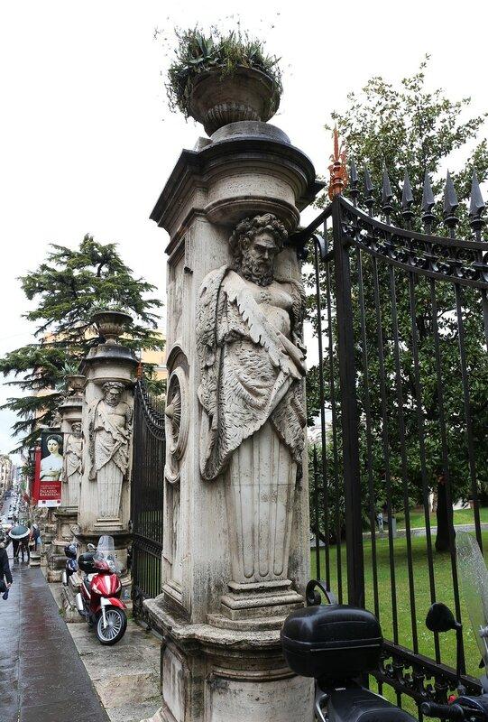 Рим. Дворец Барберини