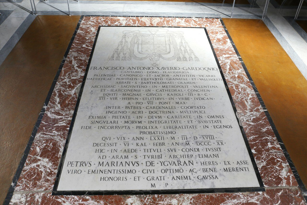 Рим. Базилика Святой Анастасии на Палатине