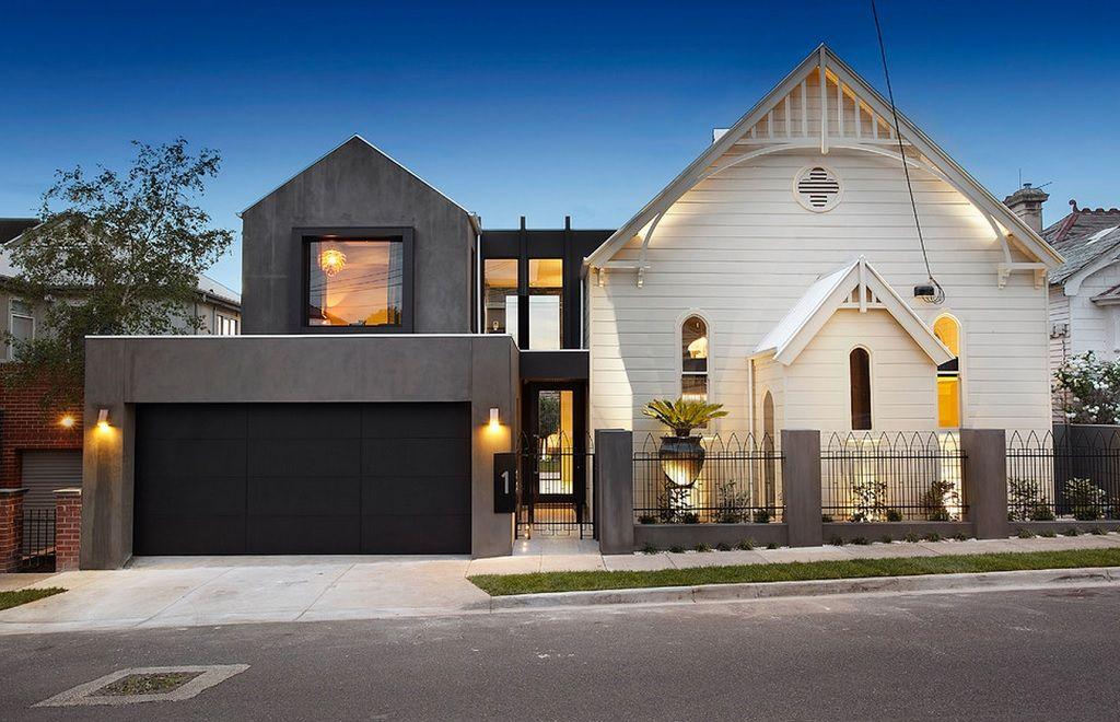 Австралийская архитектурная студия Bagnato Architects провела прекрасную работу, превратив старую ан