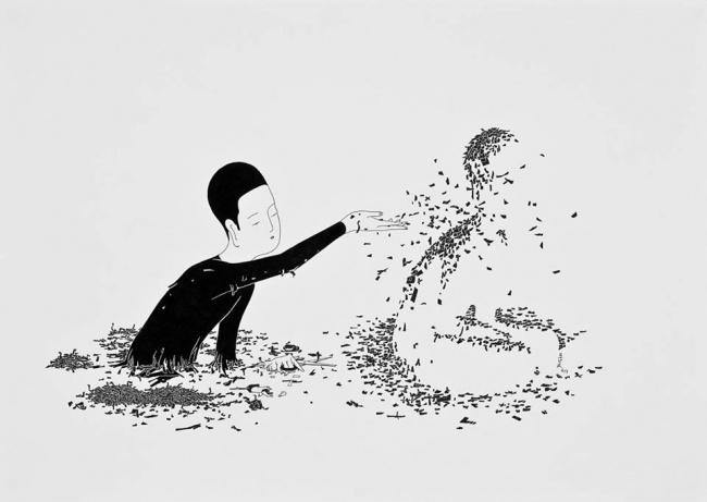 Когда пытаешься понять другого человека