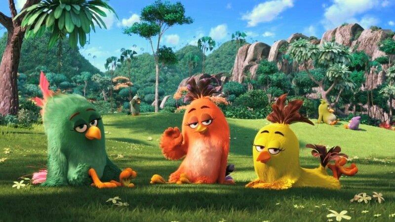 Вышел первый трейлер мультфильма «Angry Birds в кино»