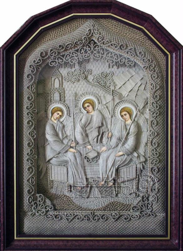 Троица — Владимир Денщиков_Macrame