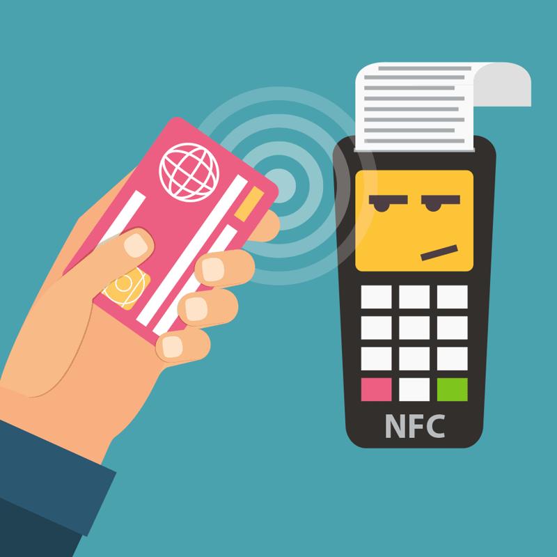 Мошенничество с помощью беспроводного терминала и бесконтактной технологии PayPass