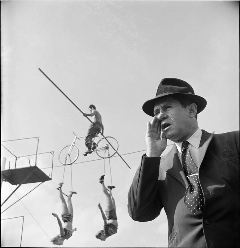 Представление, 1948 год