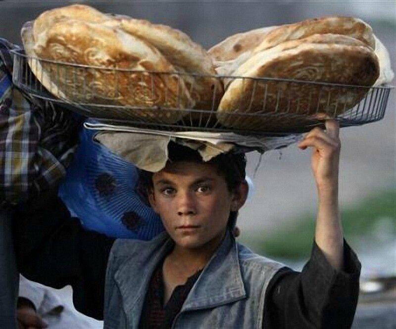 Афганские лица (ошеломляющие фотографии)