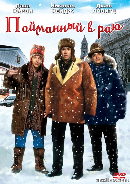 Пойманный в раю / Trapped in Paradise (1994/HDTV/HDTVRip)