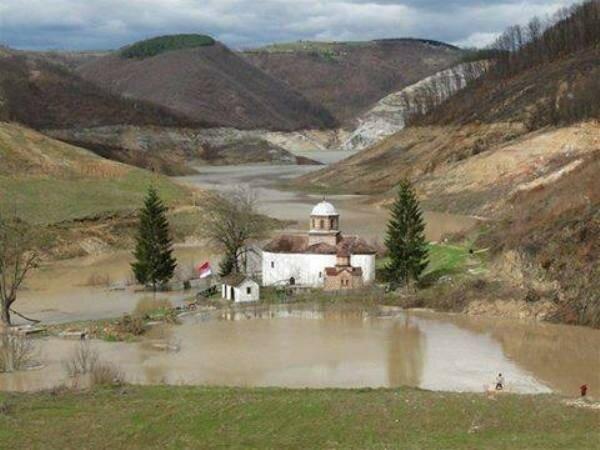 Сербия, Православие, Грачаница
