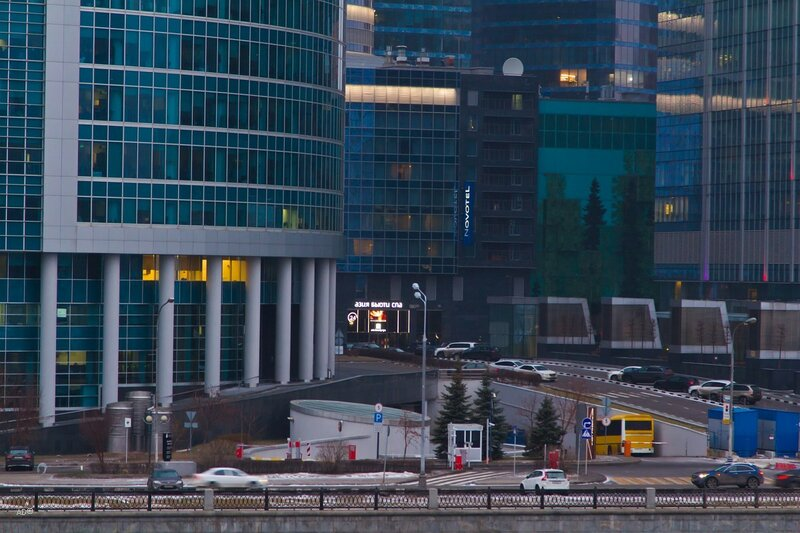 Москва-Сити 2016-02-14