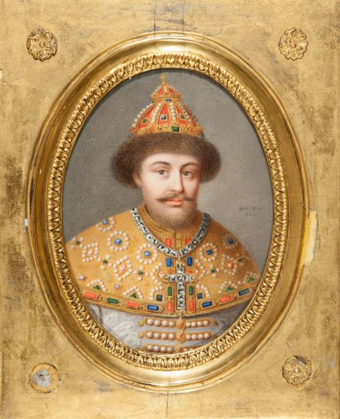 Портрет царя Алексея Михайловича. 1821.jpg