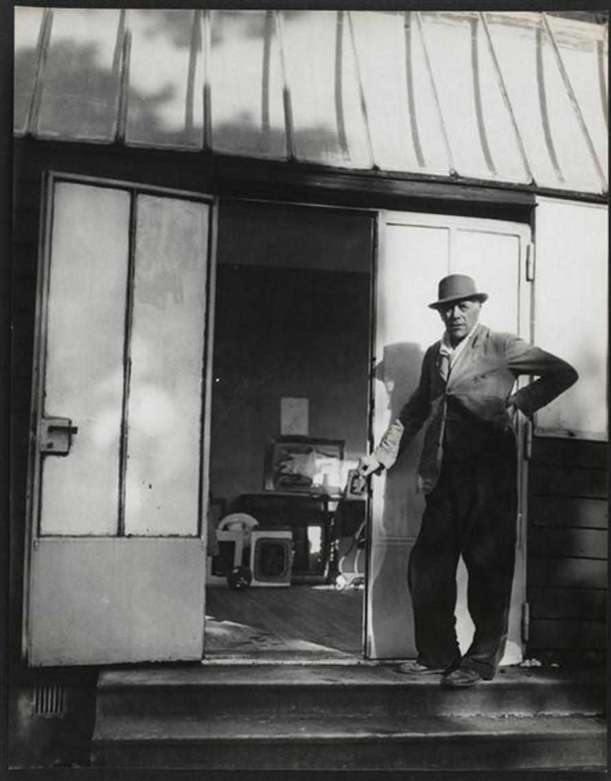 1949. Жорж Брак в Варанжевиле