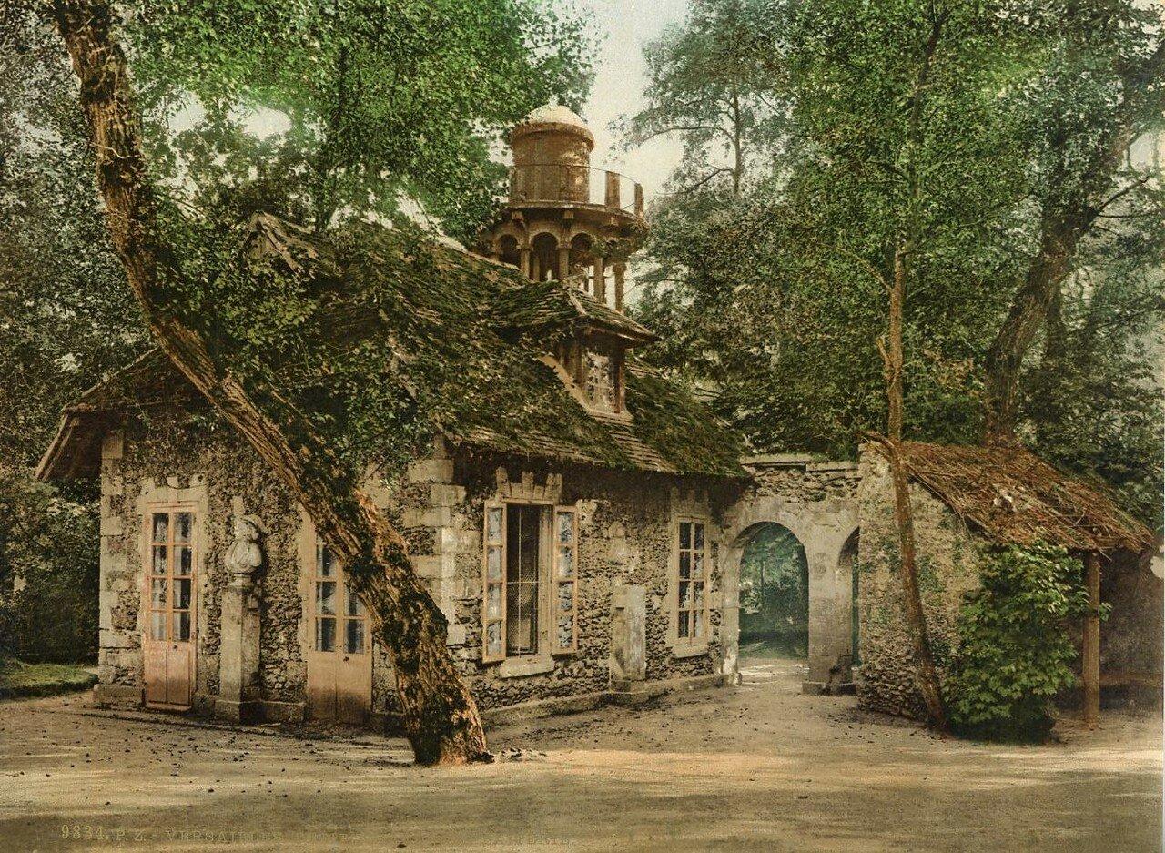 Парк Малого Трианона. Деревушка Марии-Антуанетты — Амо де ля Рен. Ферма
