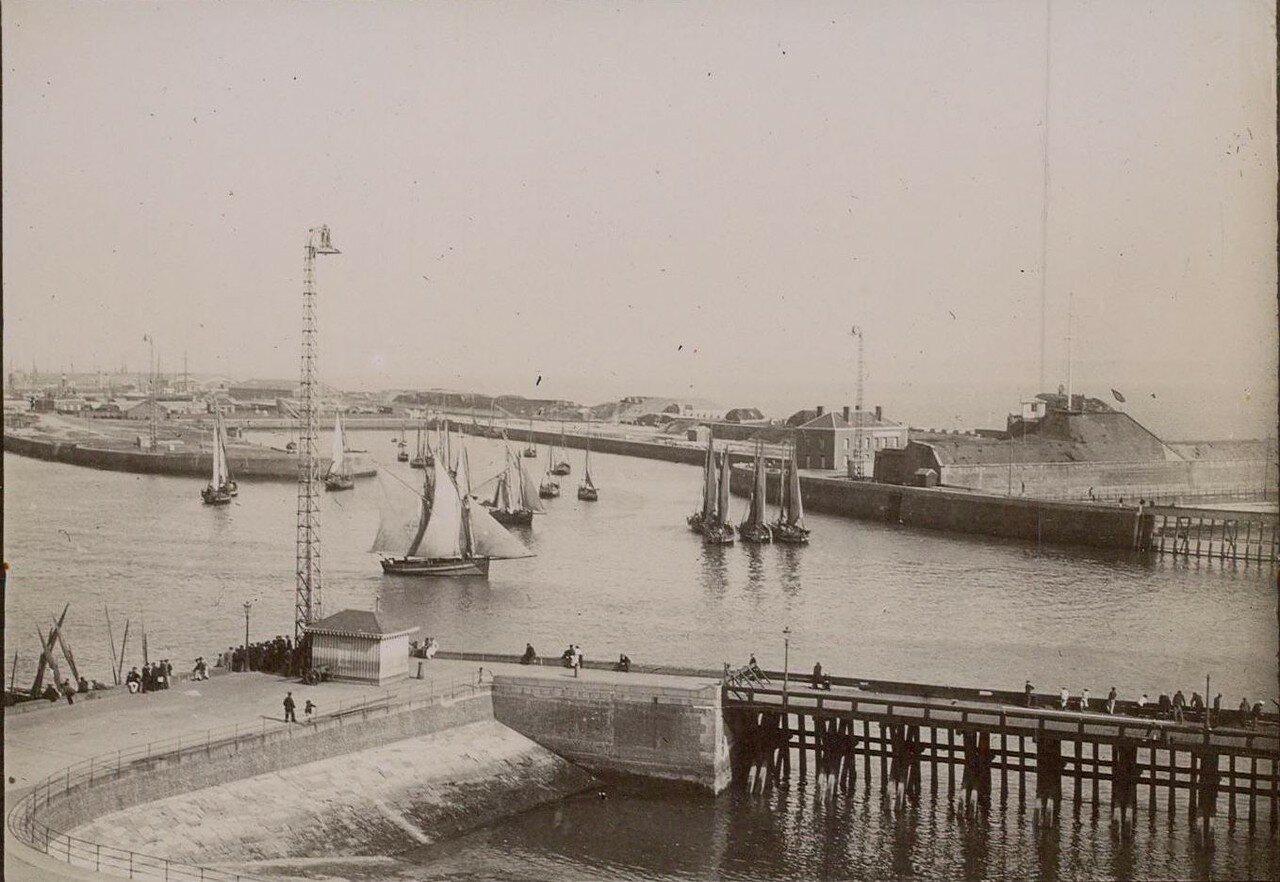 Гавр. Рыбный порт