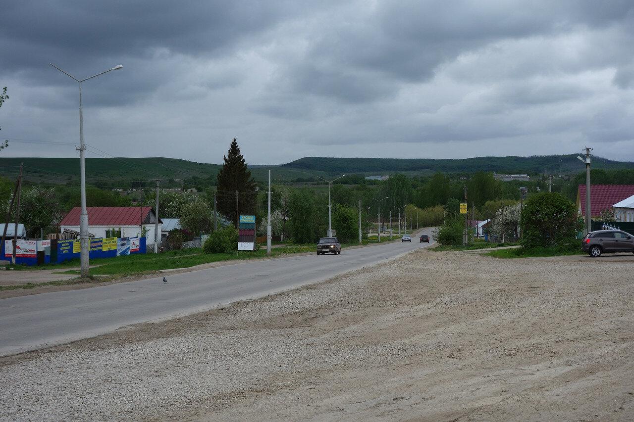 село Тепловка