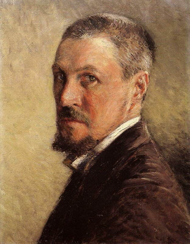 Self Portrait  -  1888 - 1889 - Private collection - Painting - oil on canvas.jpg