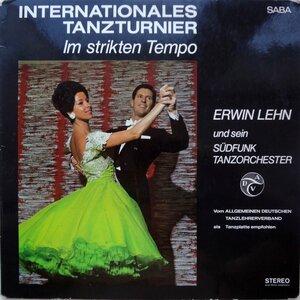 Erwin Lehn Und Sein Südfunk Tanzorchester – Internationales Tanzturnier Im Strikten Tempo (1971) [SABA, 15135]