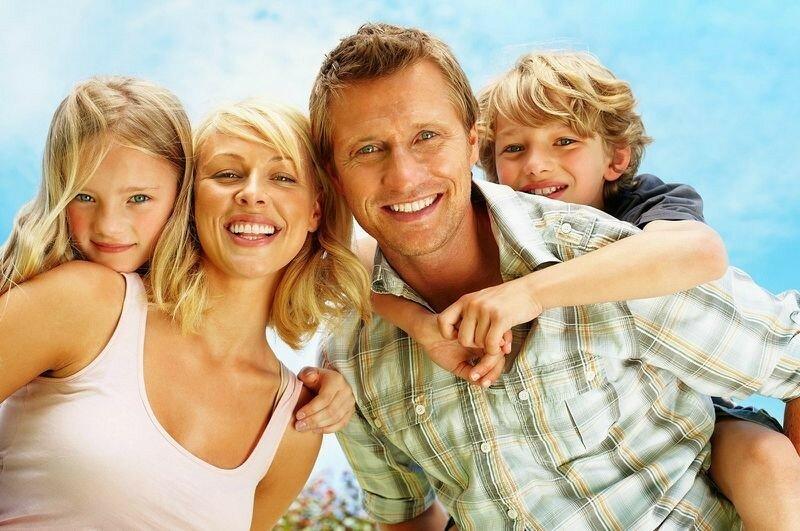 Формула идеальной семьи, по результатам опроса ВЦИОМ