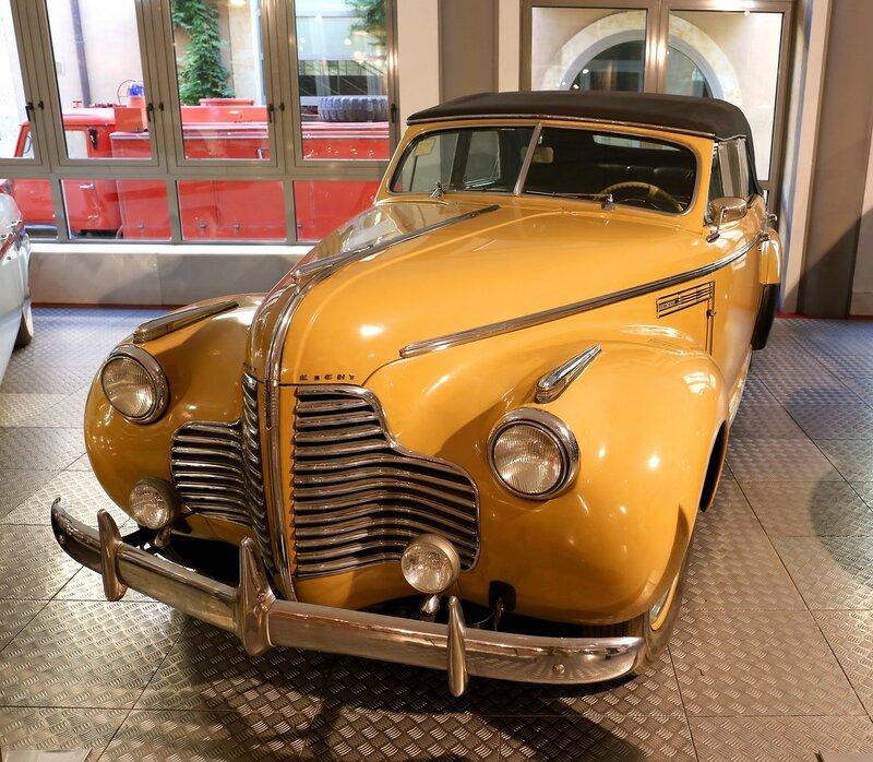 Buick Super 8-51 C 1940 года