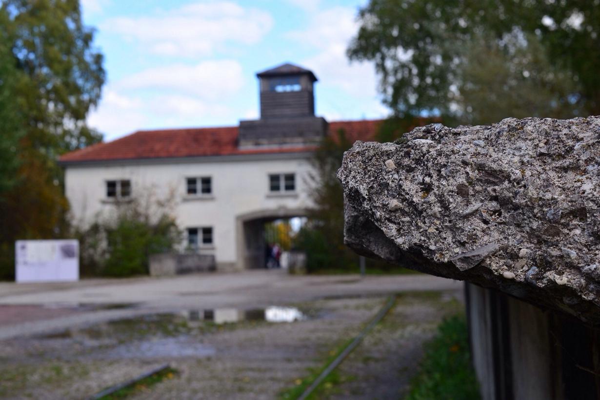 Дахау — концентрационный лагерь в Германии, открытый за шесть лет до Второй мировой войны. (Mich