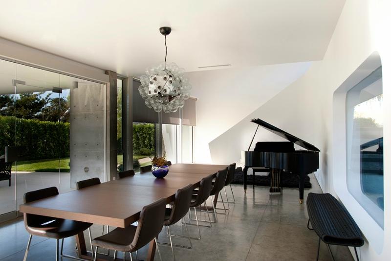 Пианино и рояль в дизайне интерьера фото 19