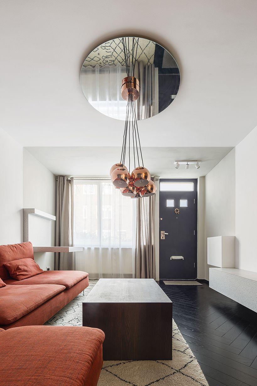 Дизайн интерьера маленькой квартиры в Лондоне фото 5