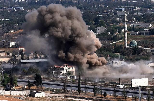 Перемирие вСирии вступило всилу