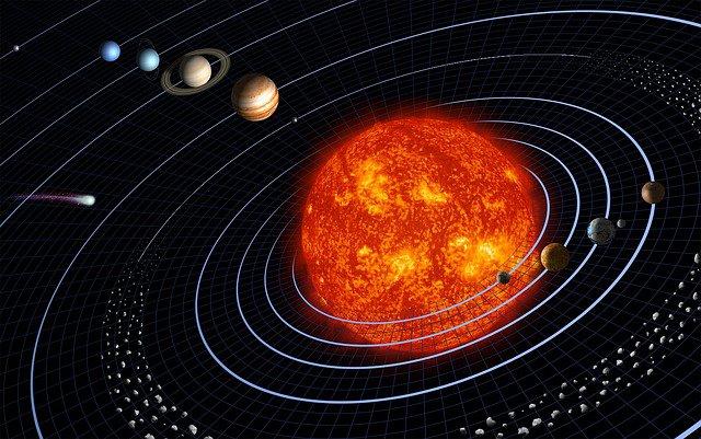 Ученые открыли новейшую  мини-планету вСолнечной системе