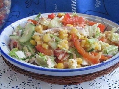 Летний салат с тунцом 0_14d150_14ebcd37_L