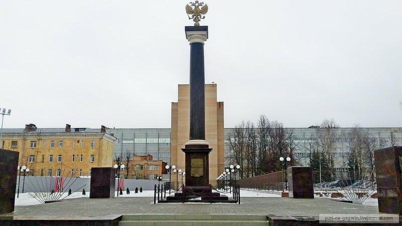 Площадь воинской славы, Ковров