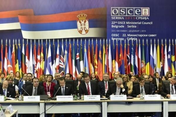 ОБСЕ, Белград, Сербия