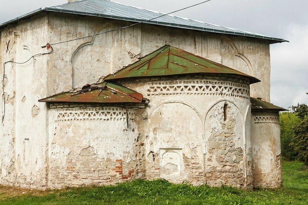 Церковь Козьмы и Дамиана с Гремячей горы, деталь
