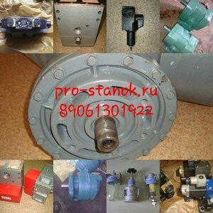 Гидрораспределитель 54БПГ73-12, 110-127В, переменный ток