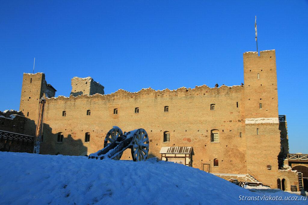 Эстония, крепость Раквере