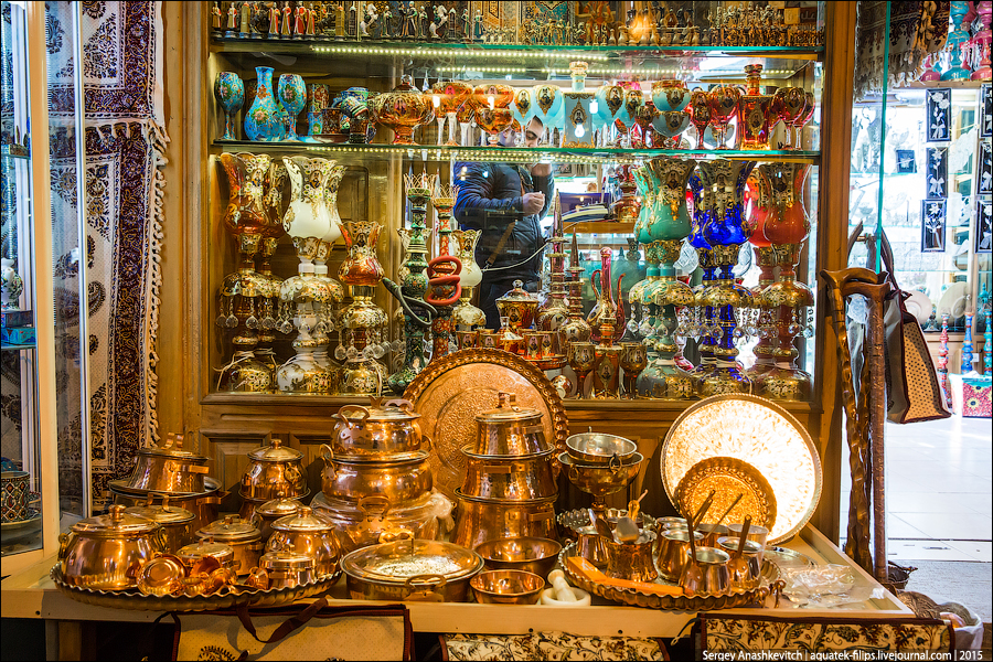 Базар в Исфахане / Isfahan Bazaar