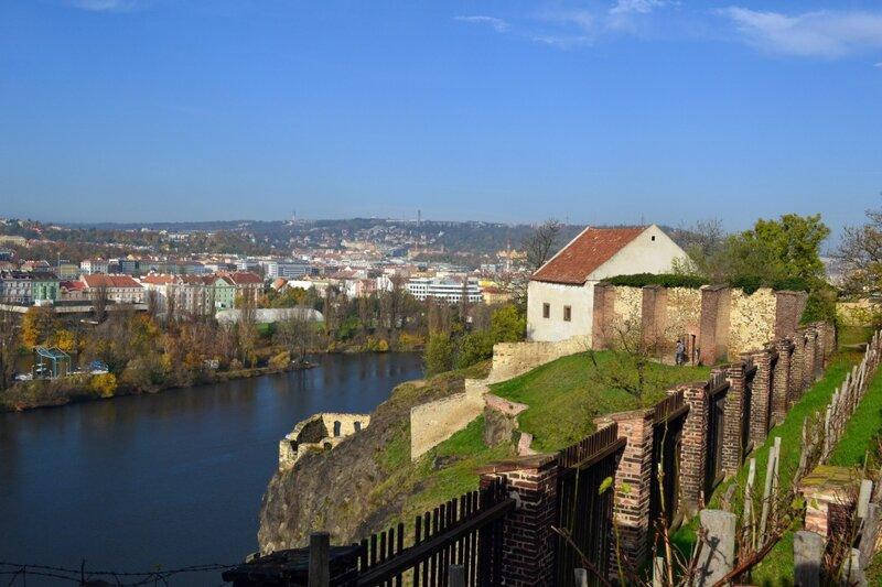 Крепость над Влтавой