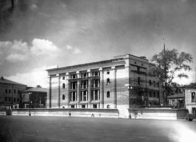 29949 Садовая-Самотечная улица. Студия Станиславского кон. 1930-х.jpg