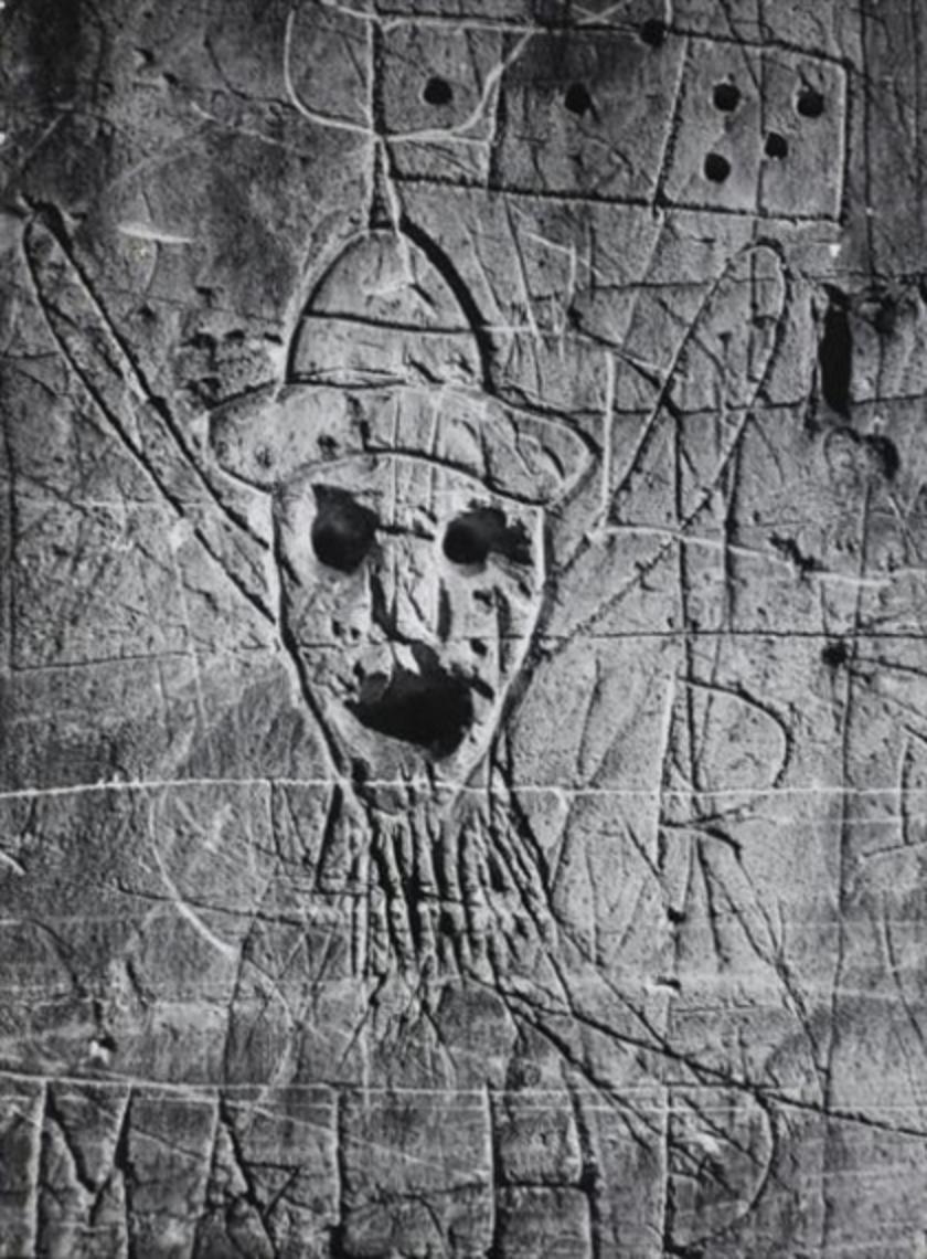1946. Граффити. Серия VIII Магия. Без названия