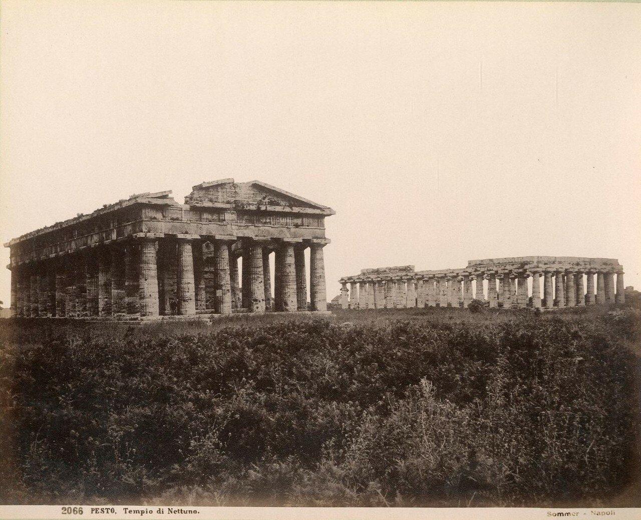 Храмы Геры-II и Геры-I