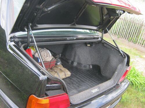 Как сделать чтобы багажник открывался сам на ваз 2115