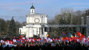 Первого мая в Кишиневе пройдут несколько демонстраций