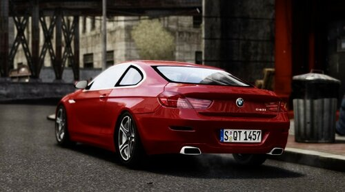 BMW 640i - 风灵 - 灌水楼台